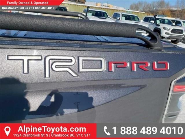 2016 Toyota Tundra SR5 5.7L V8 (Stk: X175748A) in Cranbrook - Image 17 of 19