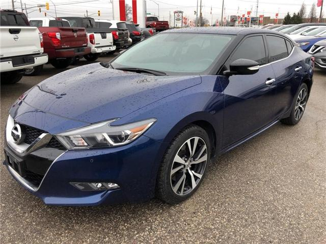 2016 Nissan Maxima SV (Stk: P2548) in Cambridge - Image 2 of 26