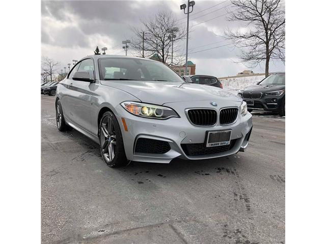 2015 BMW M235i xDrive (Stk: DB5554) in Oakville - Image 2 of 9