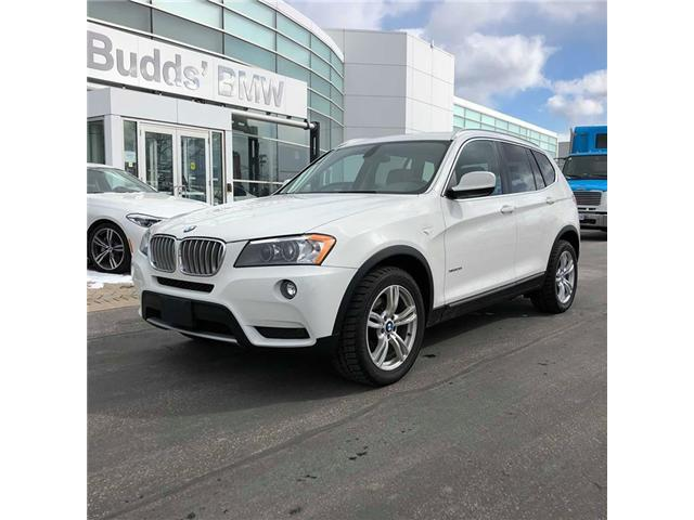 2012 BMW X3 xDrive28i (Stk: T689091A) in Oakville - Image 1 of 8