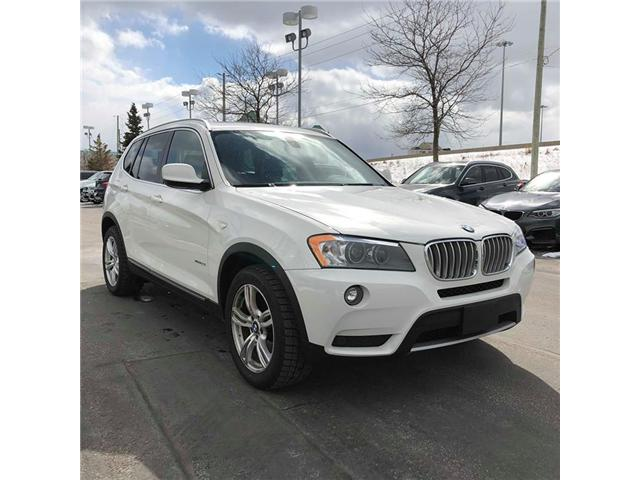 2012 BMW X3 xDrive28i (Stk: T689091A) in Oakville - Image 2 of 8