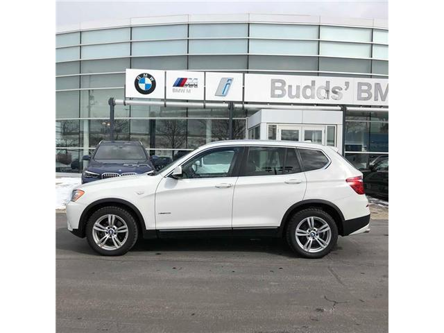 2012 BMW X3 xDrive28i (Stk: T689091A) in Oakville - Image 3 of 8