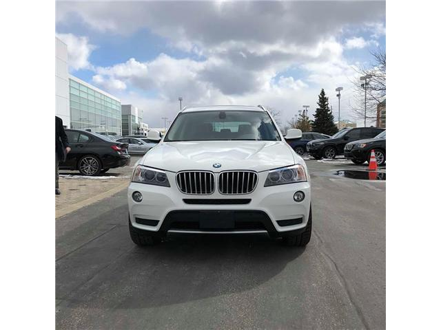 2012 BMW X3 xDrive28i (Stk: T689091A) in Oakville - Image 4 of 8