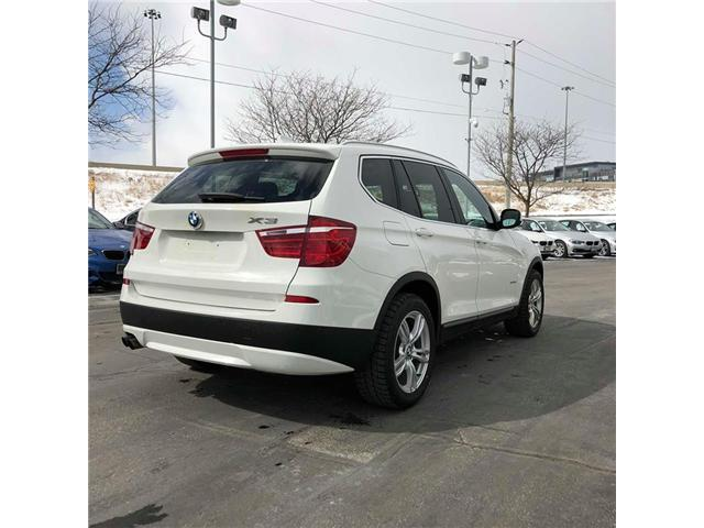 2012 BMW X3 xDrive28i (Stk: T689091A) in Oakville - Image 5 of 8