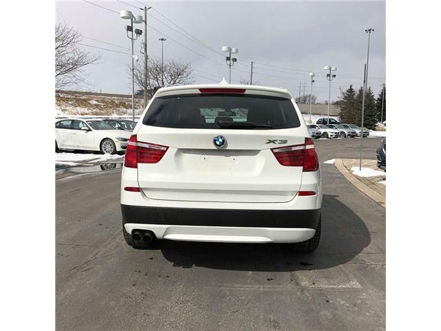 2012 BMW X3 xDrive28i (Stk: T689091A) in Oakville - Image 7 of 8