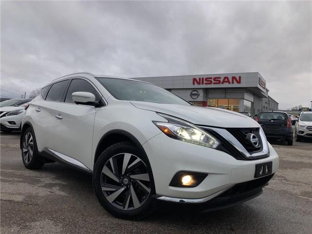 2015 Nissan Murano Platinum (Stk: P2516) in Cambridge - Image 1 of 24