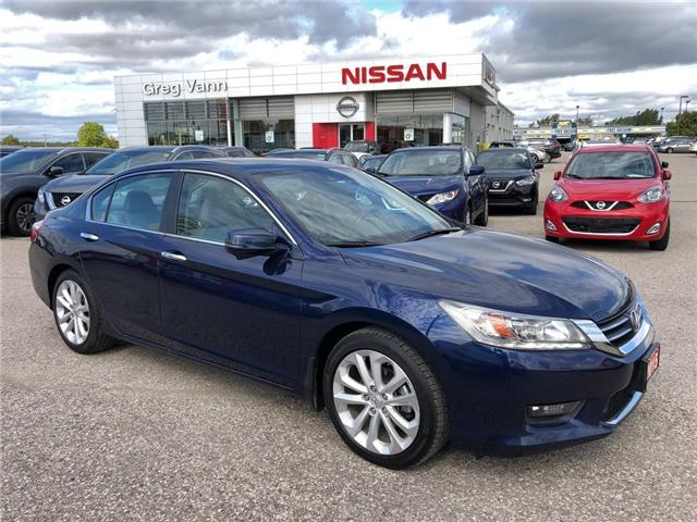 2015 Honda Accord Hybrid Base (Stk: P2489) in Cambridge - Image 1 of 29
