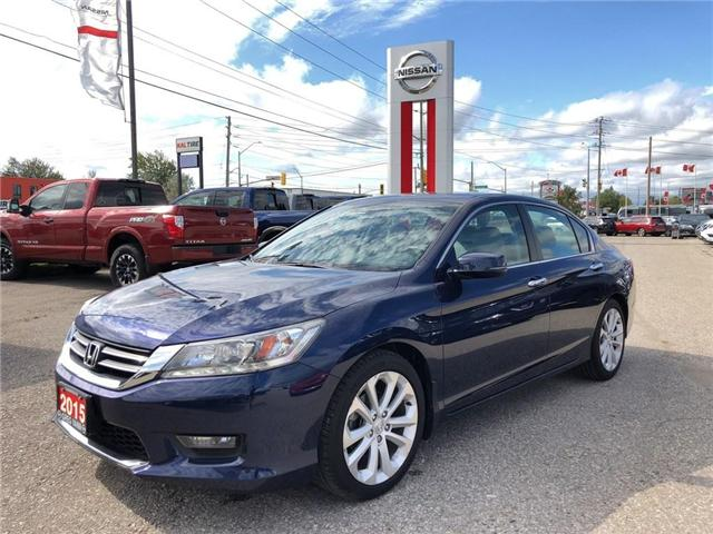 2015 Honda Accord Hybrid Base (Stk: P2489) in Cambridge - Image 2 of 29