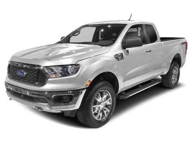 2019 Ford Ranger XL (Stk: 9153) in Wilkie - Image 1 of 2