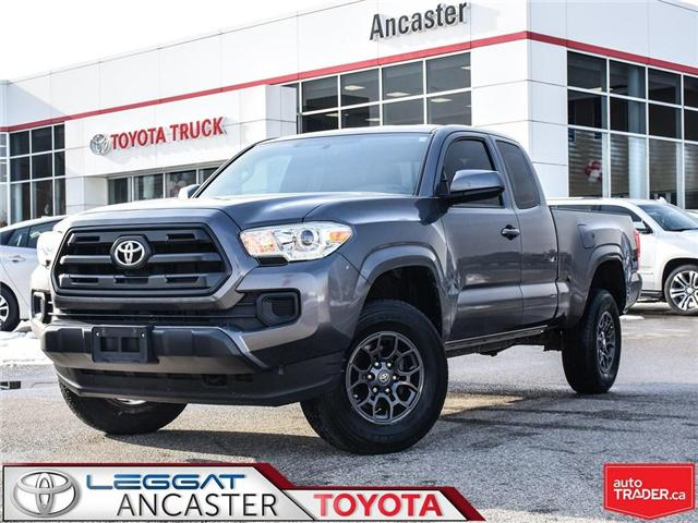2016 Toyota Tacoma SR+ (Stk: 19248a) in Ancaster - Image 1 of 21