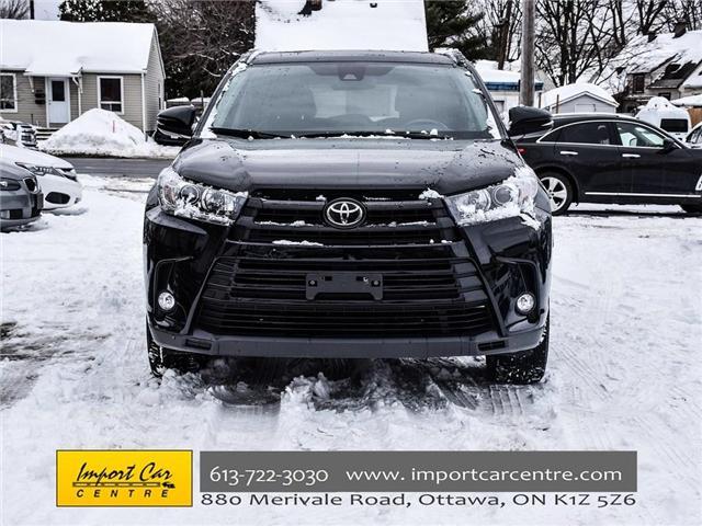 2017 Toyota Highlander XLE (Stk: 513880) in Ottawa - Image 2 of 24