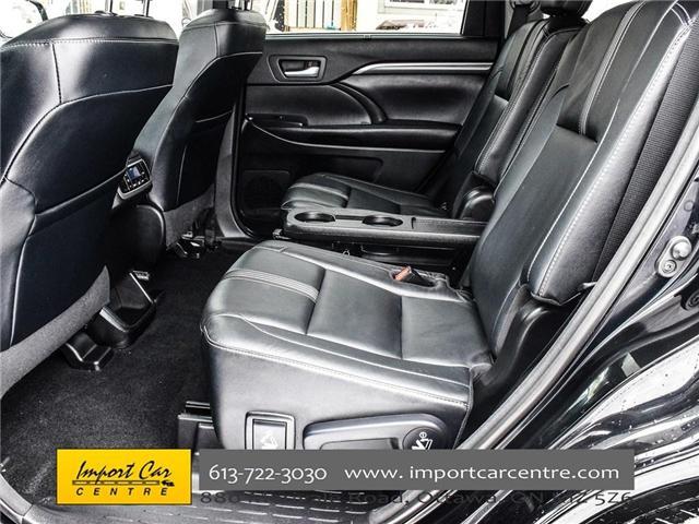 2017 Toyota Highlander XLE (Stk: 513880) in Ottawa - Image 13 of 24