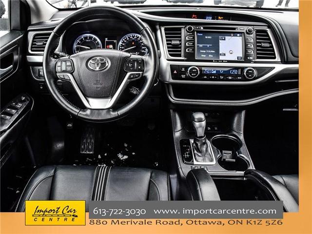 2017 Toyota Highlander XLE (Stk: 513880) in Ottawa - Image 15 of 24