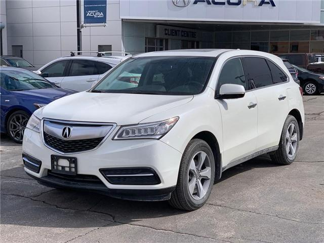 2015 Acura MDX Base (Stk: D388) in Burlington - Image 2 of 28