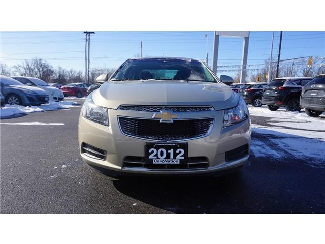 2012 Chevrolet Cruze LT Turbo (Stk: HN1893A) in Hamilton - Image 3 of 30