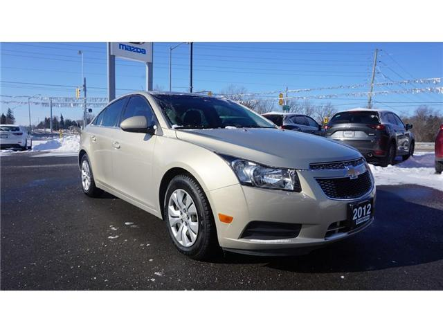 2012 Chevrolet Cruze LT Turbo (Stk: HN1893A) in Hamilton - Image 4 of 30