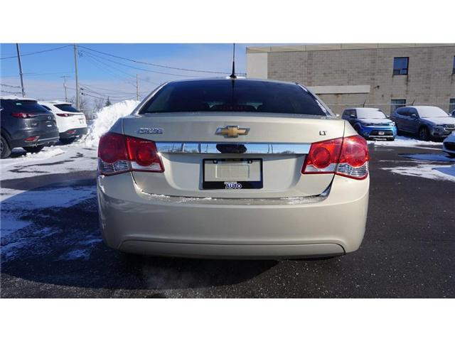 2012 Chevrolet Cruze LT Turbo (Stk: HN1893A) in Hamilton - Image 7 of 30