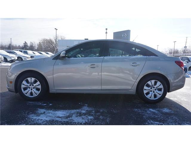 2012 Chevrolet Cruze LT Turbo (Stk: HN1893A) in Hamilton - Image 9 of 30