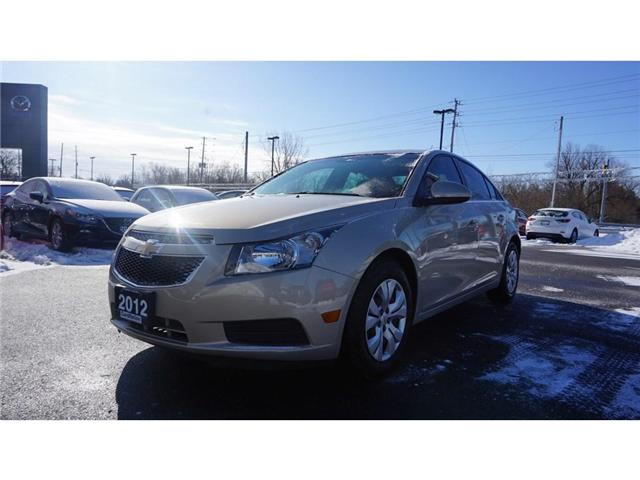 2012 Chevrolet Cruze LT Turbo (Stk: HN1893A) in Hamilton - Image 10 of 30