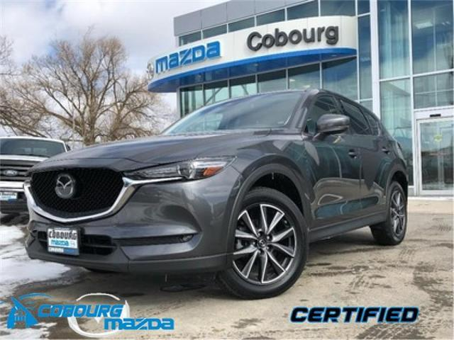 2017 Mazda CX-5 GT (Stk: 19058A) in Cobourg - Image 1 of 21