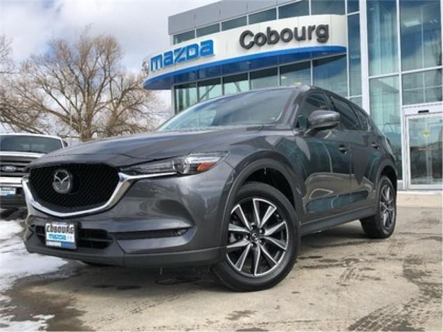 2017 Mazda CX-5 GT (Stk: 19058A) in Cobourg - Image 9 of 21