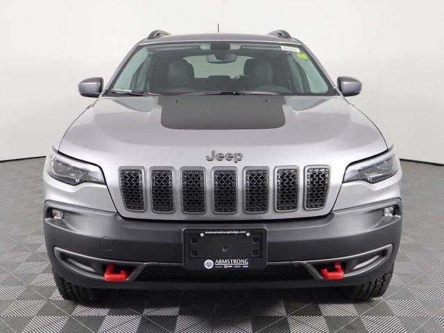 2019 Jeep Cherokee Trailhawk (Stk: 19-182) in Huntsville - Image 2 of 40