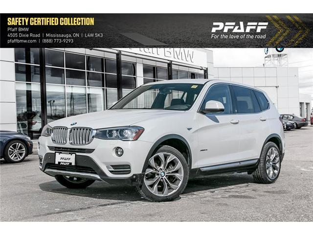 2017 BMW X3 xDrive28i (Stk: PL21592A) in Mississauga - Image 1 of 22