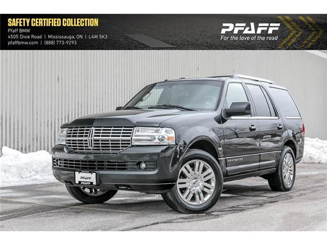2012 Lincoln Navigator Base (Stk: U5325) in Mississauga - Image 1 of 22