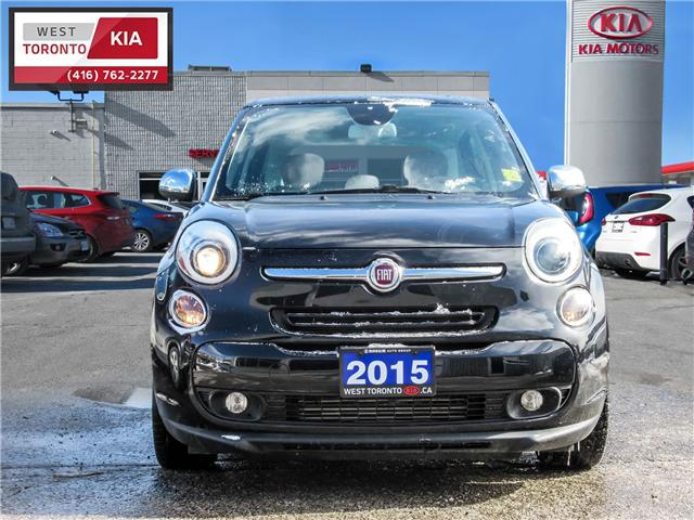 2015 Fiat 500L Lounge (Stk: P448) in Toronto - Image 2 of 19