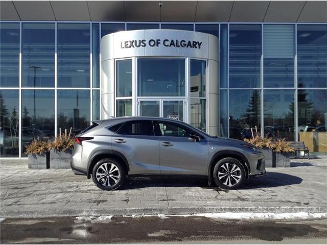 2019 Lexus NX 300 Base (Stk: 190106) in Calgary - Image 1 of 7