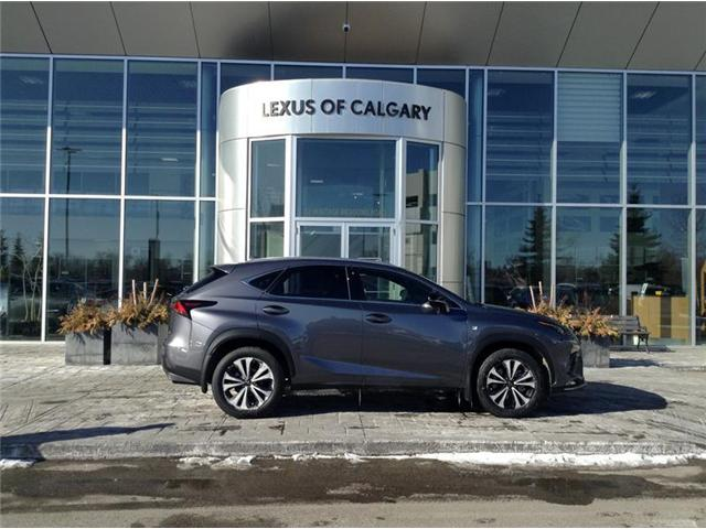 2019 Lexus NX 300 Base (Stk: 190143) in Calgary - Image 1 of 7