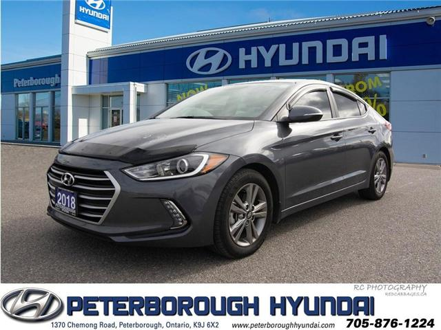 2018 Hyundai Elantra GL (Stk: h11820a) in Peterborough - Image 1 of 24