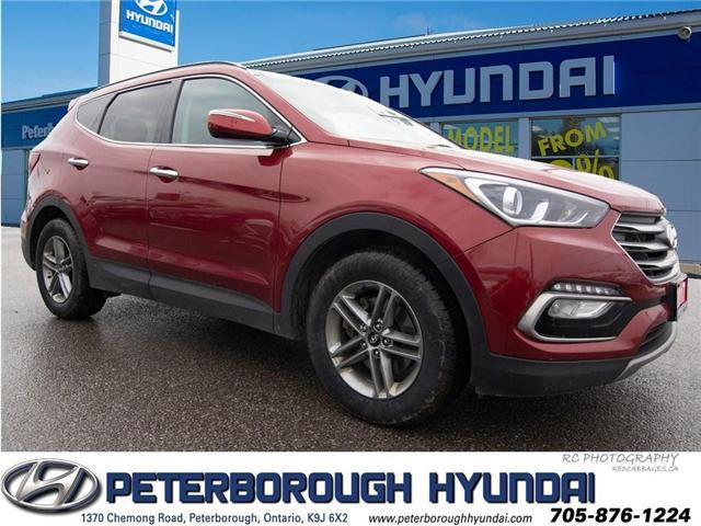 2017 Hyundai Santa Fe Sport 2.4 SE (Stk: h11810a) in Peterborough - Image 3 of 23