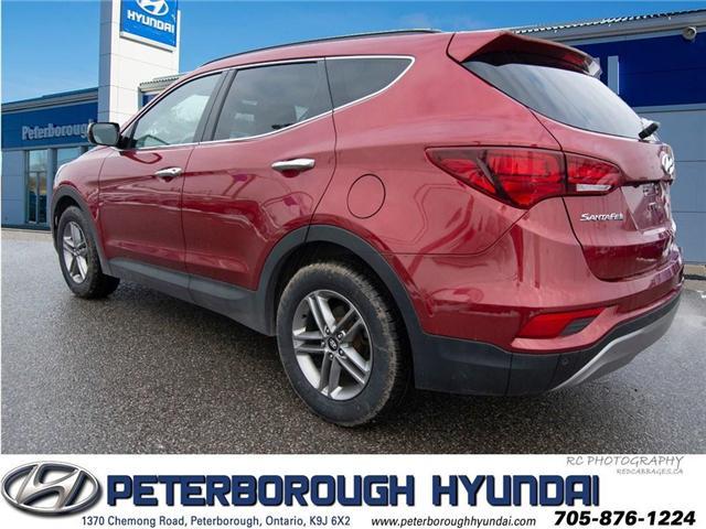 2017 Hyundai Santa Fe Sport 2.4 SE (Stk: h11810a) in Peterborough - Image 6 of 23