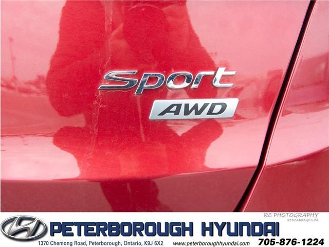 2017 Hyundai Santa Fe Sport 2.4 SE (Stk: h11810a) in Peterborough - Image 7 of 23
