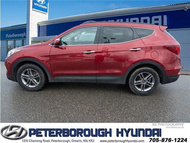 2017 Hyundai Santa Fe Sport 2.4 SE (Stk: h11810a) in Peterborough - Image 8 of 23