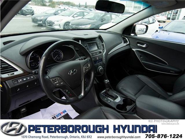 2017 Hyundai Santa Fe Sport 2.4 SE (Stk: h11810a) in Peterborough - Image 10 of 23