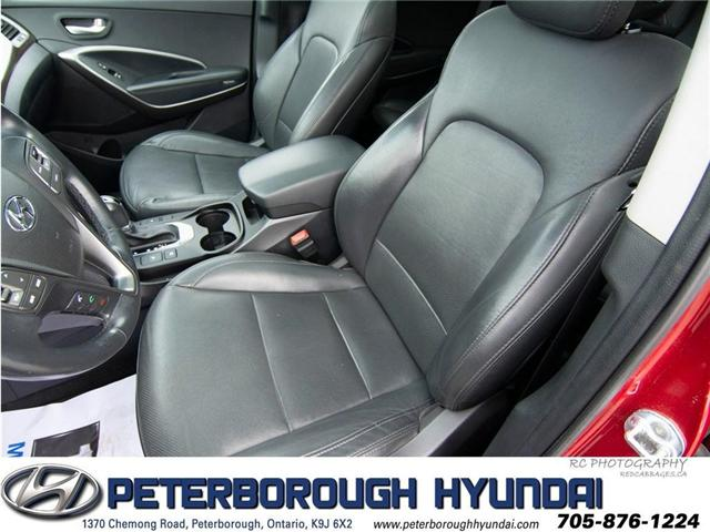 2017 Hyundai Santa Fe Sport 2.4 SE (Stk: h11810a) in Peterborough - Image 11 of 23