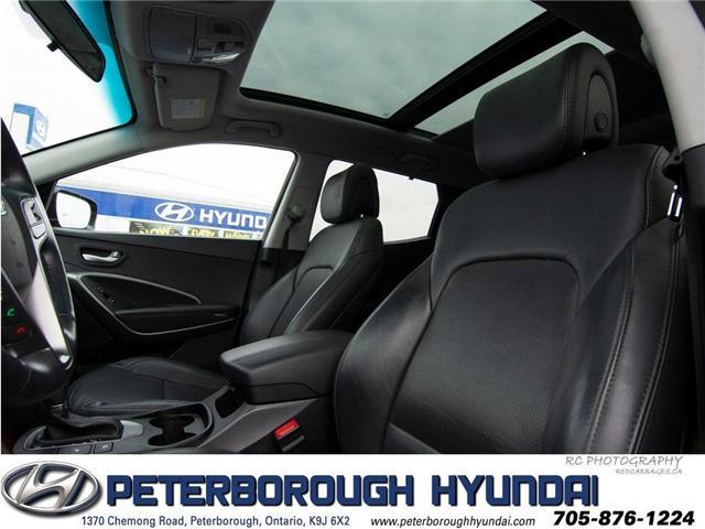 2017 Hyundai Santa Fe Sport 2.4 SE (Stk: h11810a) in Peterborough - Image 12 of 23
