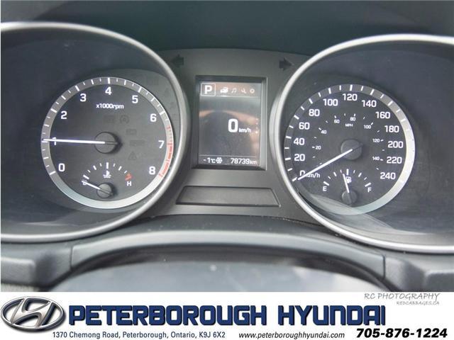 2017 Hyundai Santa Fe Sport 2.4 SE (Stk: h11810a) in Peterborough - Image 14 of 23