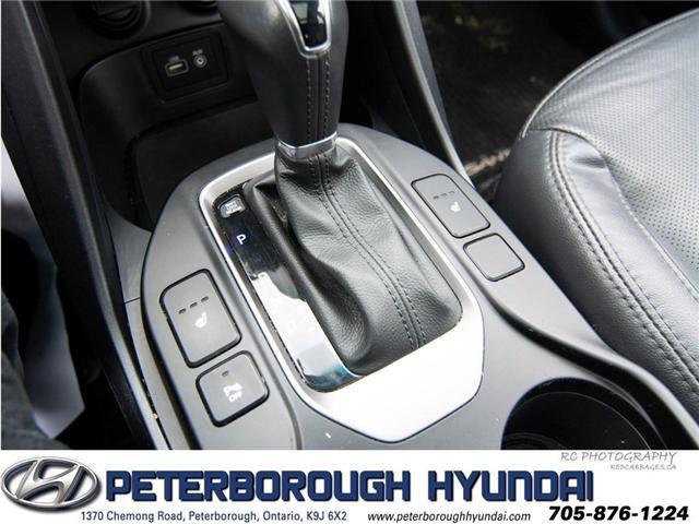 2017 Hyundai Santa Fe Sport 2.4 SE (Stk: h11810a) in Peterborough - Image 17 of 23