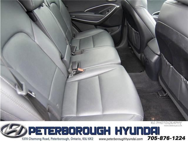 2017 Hyundai Santa Fe Sport 2.4 SE (Stk: h11810a) in Peterborough - Image 20 of 23