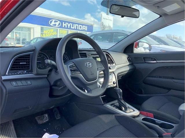 2017 Hyundai Elantra LE (Stk: h11874a) in Peterborough - Image 11 of 20