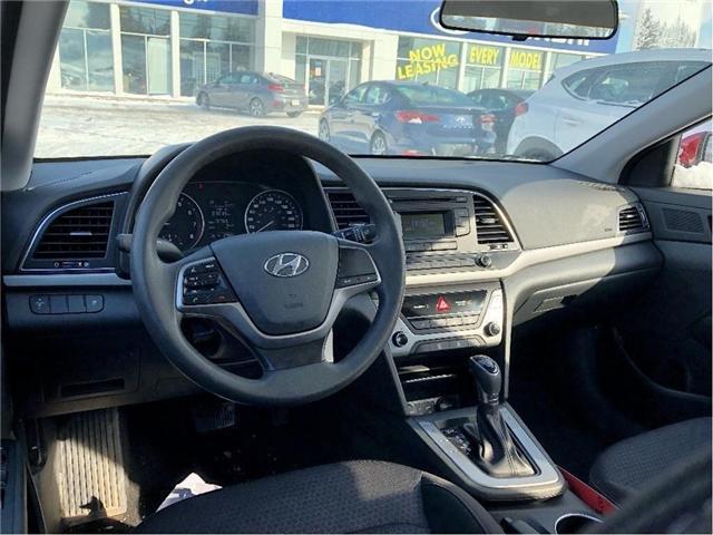 2017 Hyundai Elantra LE (Stk: h11874a) in Peterborough - Image 12 of 20