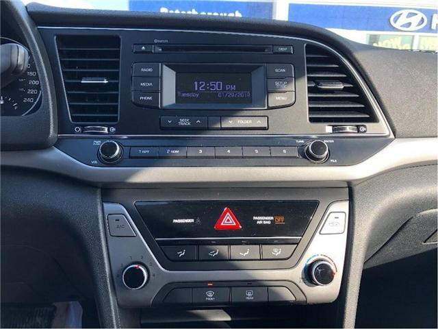2017 Hyundai Elantra LE (Stk: h11874a) in Peterborough - Image 14 of 20
