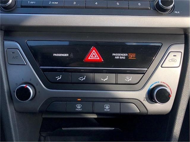 2017 Hyundai Elantra LE (Stk: h11874a) in Peterborough - Image 16 of 20