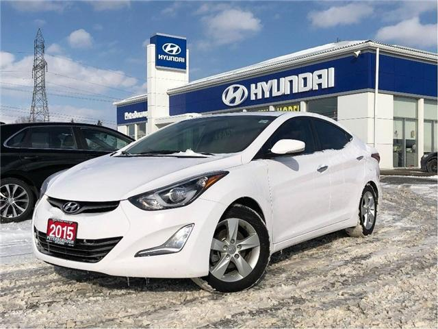 2015 Hyundai Elantra Limited (Stk: H11688A) in Peterborough - Image 1 of 20
