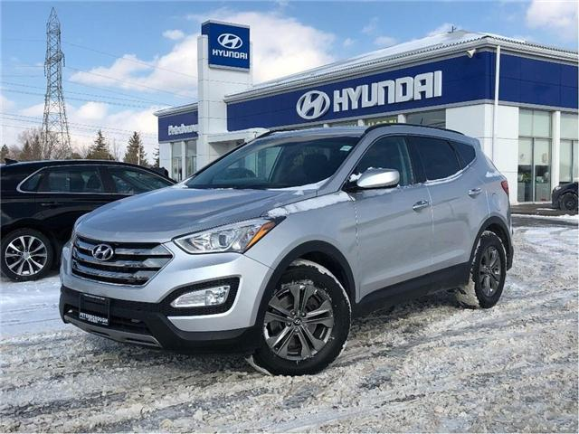 2014 Hyundai Santa Fe Sport 2.0T Premium (Stk: h11934a) in Peterborough - Image 1 of 21
