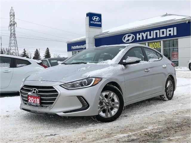 2018 Hyundai Elantra GL (Stk: h11539) in Peterborough - Image 1 of 19