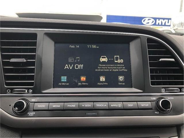 2018 Hyundai Elantra GL (Stk: h11539) in Peterborough - Image 12 of 19
